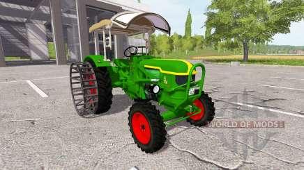Deutz D40 para Farming Simulator 2017