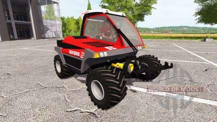 Reform Metrac G5 X v0.7 para Farming Simulator 2017