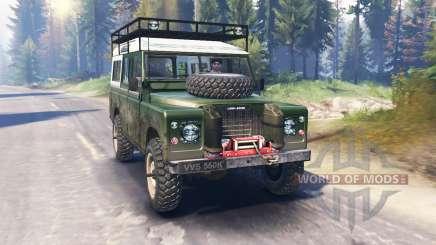 Land Rover Defender Series III v2.0 para Spin Tires