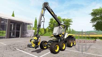 PONSSE ScorpionKing v1.2 para Farming Simulator 2017