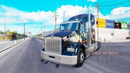 Kenworth T800 2016 para American Truck Simulator