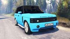 O Range Rover Sport Pintoresca v2.0
