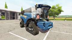 New Holland CR10.90 chassis choice