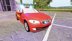 BMW 530d Touring (F11) Feuerwehr