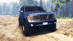 Nissan Pathfinder (R51)
