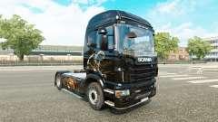 Escorpião de pele para Scania truck