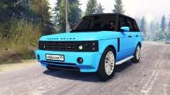 O Range Rover Sport Pintoresca