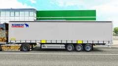 Cortina semi-reboque Schmitz Cargobull