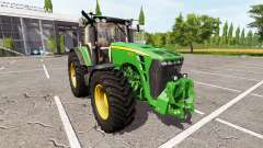 John Deere 8130 v2.1 para Farming Simulator 2017