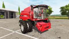 Case IH Axial-Flow 7130 dual option