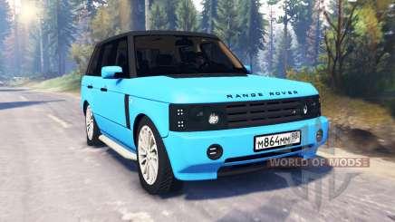 O Range Rover Sport Pintoresca v2.0 para Spin Tires