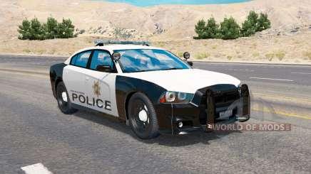 Dodge Charger Polícia de tráfego para American Truck Simulator