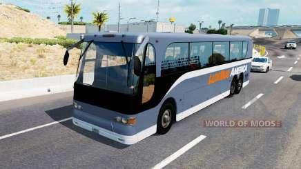 Uma coleção de ônibus em tráfego de v1.0.1 para American Truck Simulator