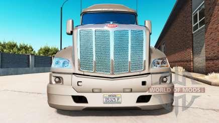 O pára-choques na Peterbilt 579 trator para American Truck Simulator