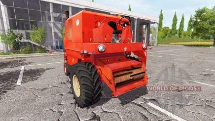 Bizon Z056 v1.2 para Farming Simulator 2017
