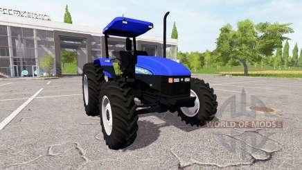 New Holland TL95E para Farming Simulator 2017
