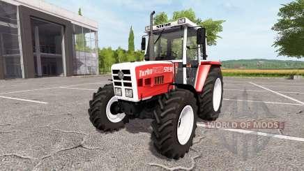 Steyr 8090A Turbo SK2 v1.5 para Farming Simulator 2017