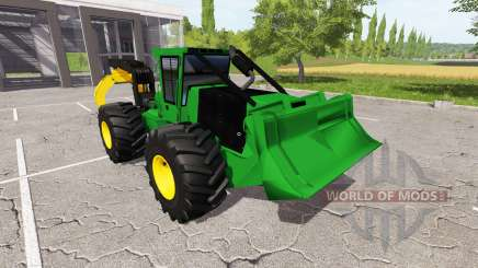 Derrapagem do grapple para Farming Simulator 2017