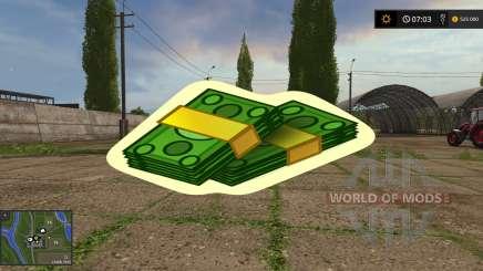 Money Mod para Farming Simulator 2017