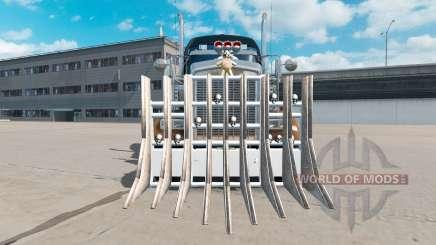Mad Max pára-choques para Kenworth W900 para American Truck Simulator