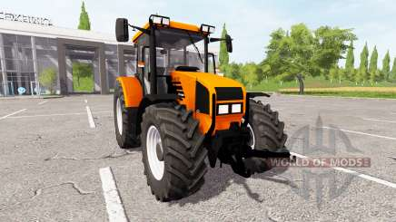Renault Ares 550 RZ para Farming Simulator 2017
