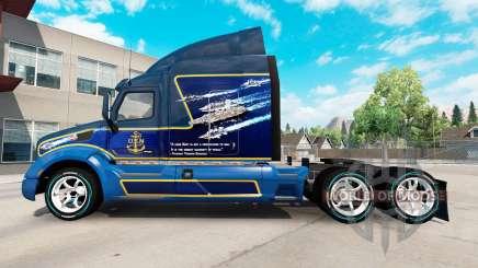 Uma grande coleção de jantes e pneus para American Truck Simulator