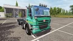 Tatra Phoenix T158 8x8 container