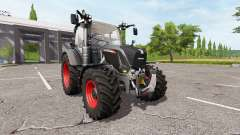 Fendt 310 Vario black beauty