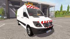 Mercedes-Benz Sprinter convoi forestier