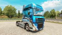 Konzack pele para caminhões DAF