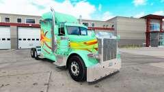 Hoffman pele para o caminhão Peterbilt 389