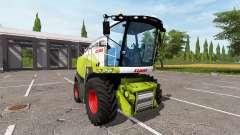 CLAAS Jaguar 840 v1.1 para Farming Simulator 2017