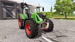 Fendt 722 Vario para Farming Simulator 2017