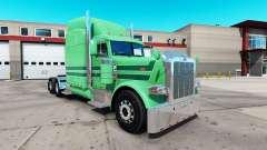Pele A. J. Lopez para o caminhão Peterbilt 389