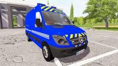 Mercedes-Benz Sprinter Gendarmerie