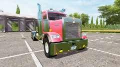Kenworth W900 multilift