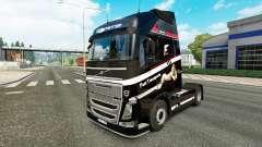Rápido Transporte de pele para a Volvo caminhões