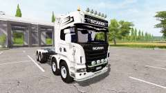 Scania R730 container