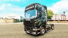 Megatron pele para o Scania truck