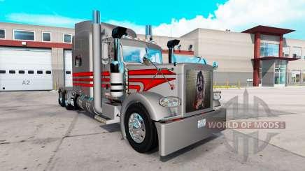 Rocker pele para o caminhão Peterbilt 389 para American Truck Simulator
