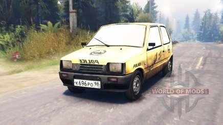 VAZ-1111 Oka Ocasião para Spin Tires