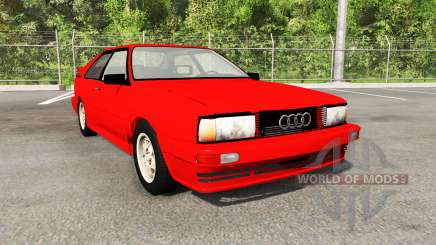 Audi Quattro (Typ 85) 1988 para BeamNG Drive