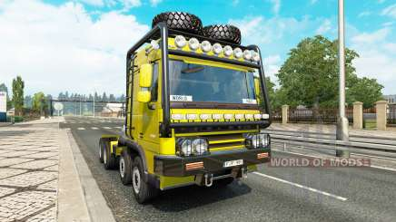 DAF XF 8x4 para Euro Truck Simulator 2