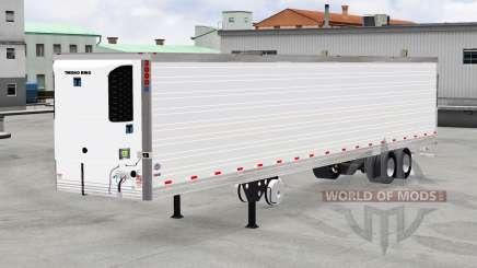 Refrigerado semi-reboque, Thermo King para American Truck Simulator