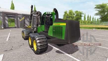 John Deere 1910E para Farming Simulator 2017