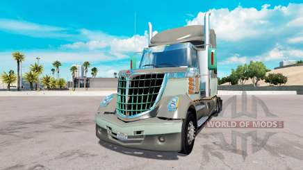 International LoneStar v2.3.2 para American Truck Simulator
