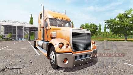 Freightliner Coronado v1.2 para Farming Simulator 2017