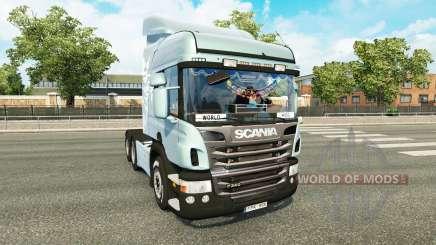 Scania P340 v2.0 para Euro Truck Simulator 2