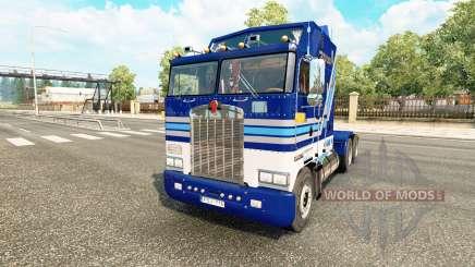 Kenworth K100 v1.2.1 para Euro Truck Simulator 2