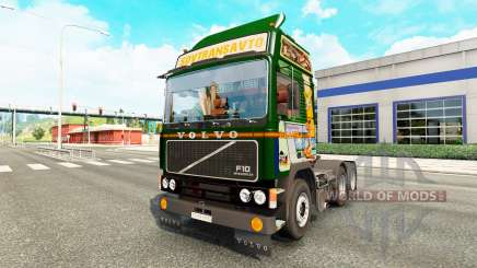 Volvo F10 Kinst para Euro Truck Simulator 2